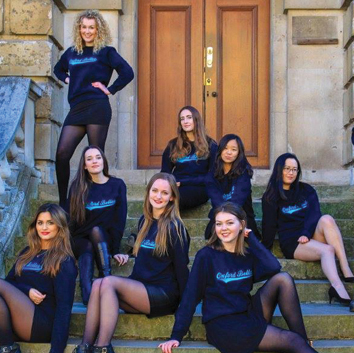 The Oxford Belles: Blame It On the Belles