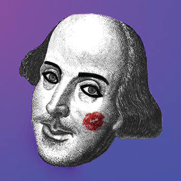 Shakespeare Up Late!