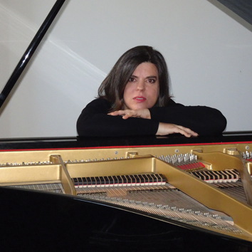 Ingrid Cusido: Piano Recital